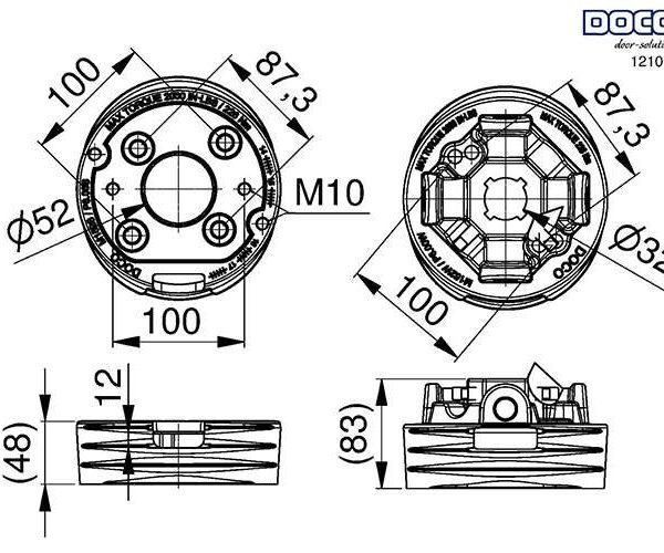 tete-ressort-diametre-152mm