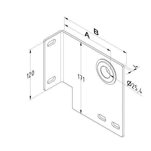 paire-palier-extremite-avec-roulement-entraxe-110-epaisseur-4-mm-dimensions-13002