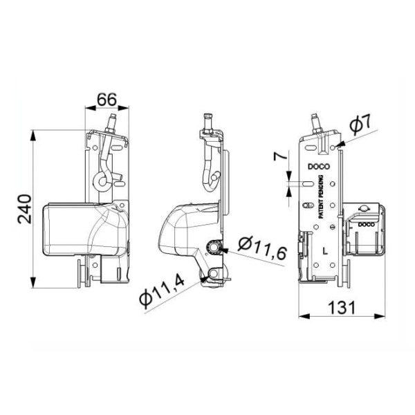 paire-parachute-pour-cable-avec-cage-de-protection-en plastique-400-kg-dimensions-25455