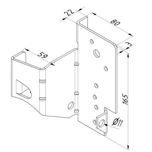 paire-plaque-attache-cable-pour-cable-montage-exterieur-dimensions-25255