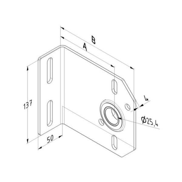 palier-roulement-intermediaire-entraxe-86-110-13-ou-150-dimensions-13013-a-13016